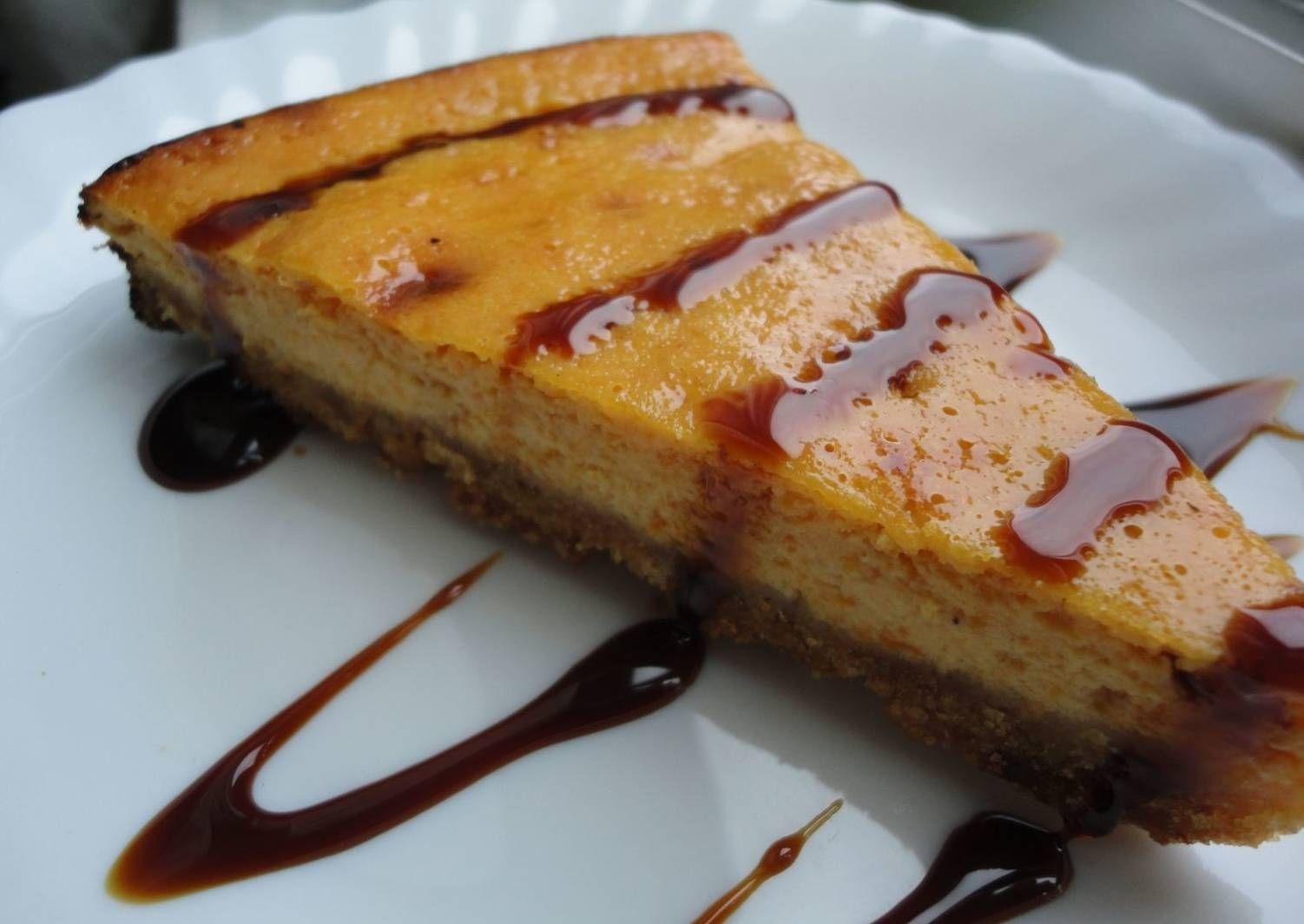 recetas de tartas de calabaza y queso