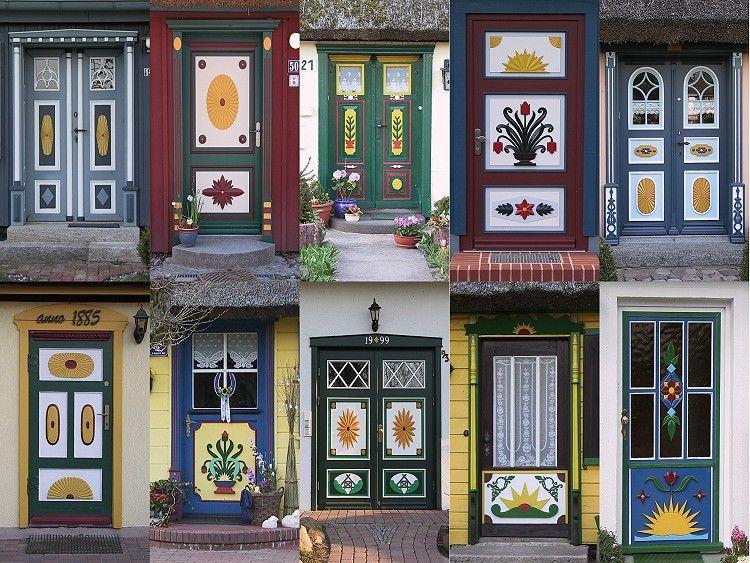 Schöne türen  http://ski-web24.de/darss/images/tueren.jpg   Türen und Fenster ...