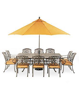 Montclair Outdoor Patio Furniture 11