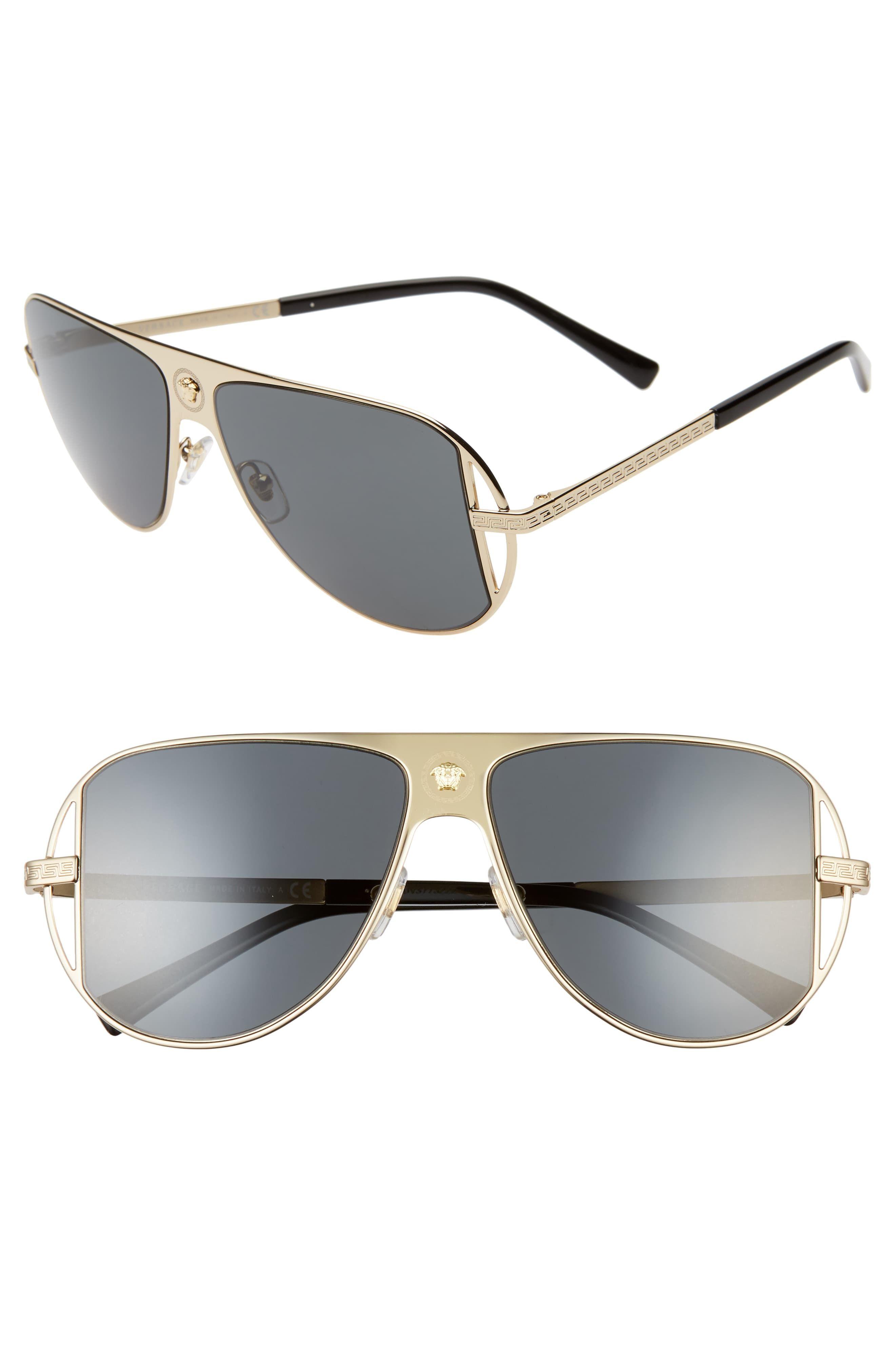Men/'s Versace sunglasses 57 mm.