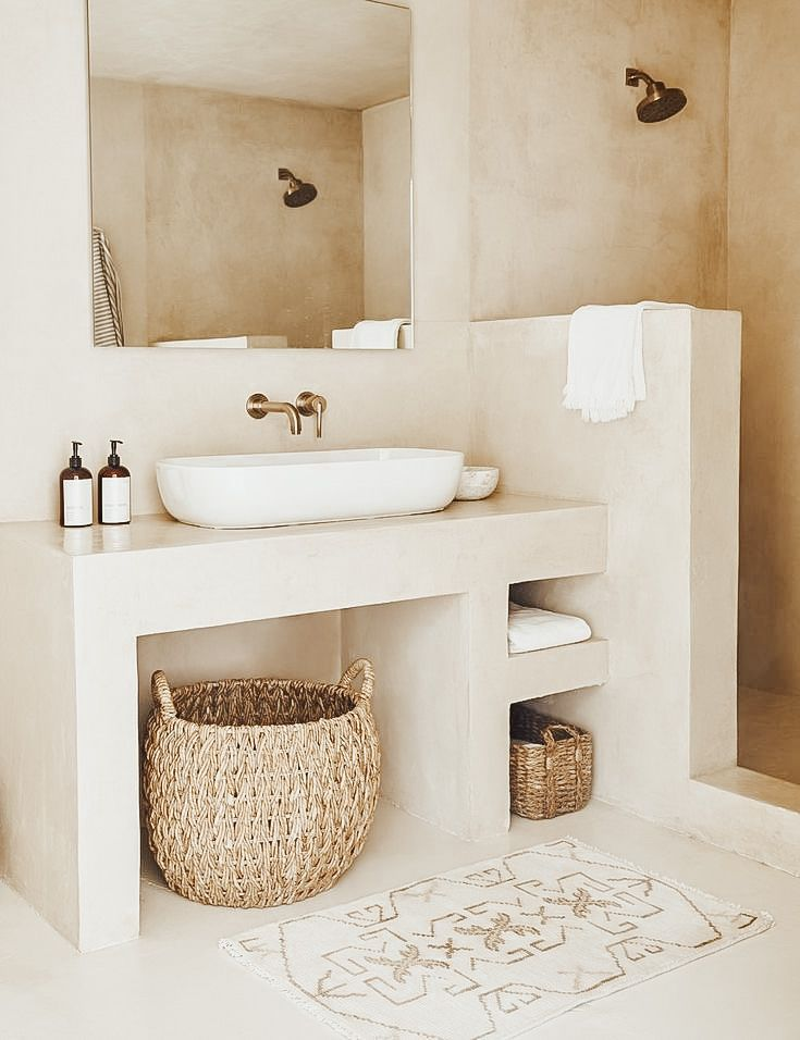 Bathroom In 2020 Bathroom Interior Design Spanish Style Bathrooms Bathroom Interior
