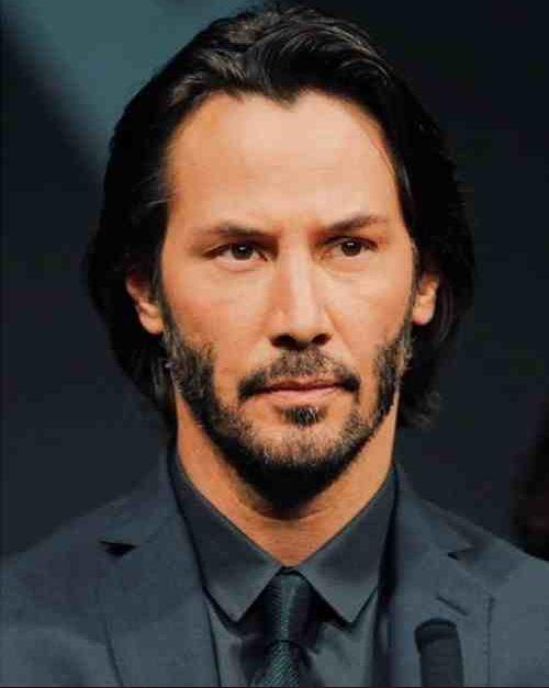 Keanu Reeves Hairstyles 2019 Men S Hairstyle 20xx Keanu Reeves Keanu Charles Reeves Actors