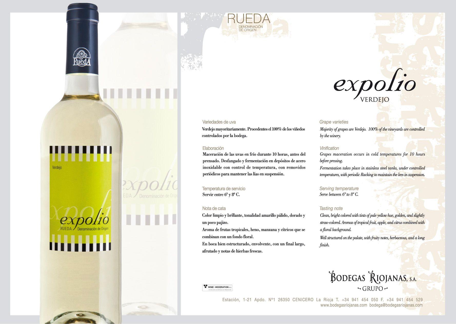 #Expolio #Rueda. #wine