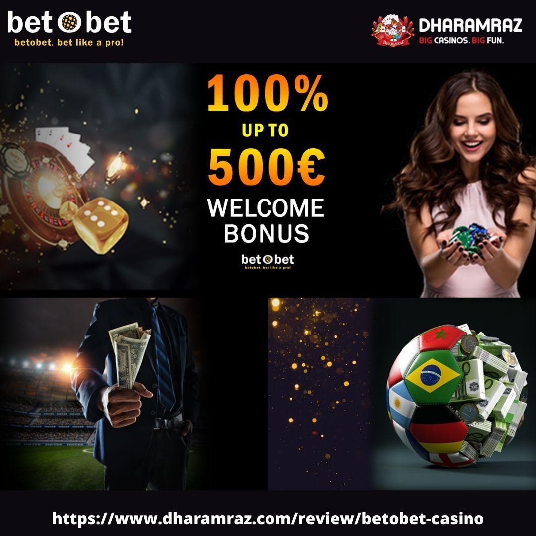 Best Online Sports Betting Casino Play BetoBet Casino With