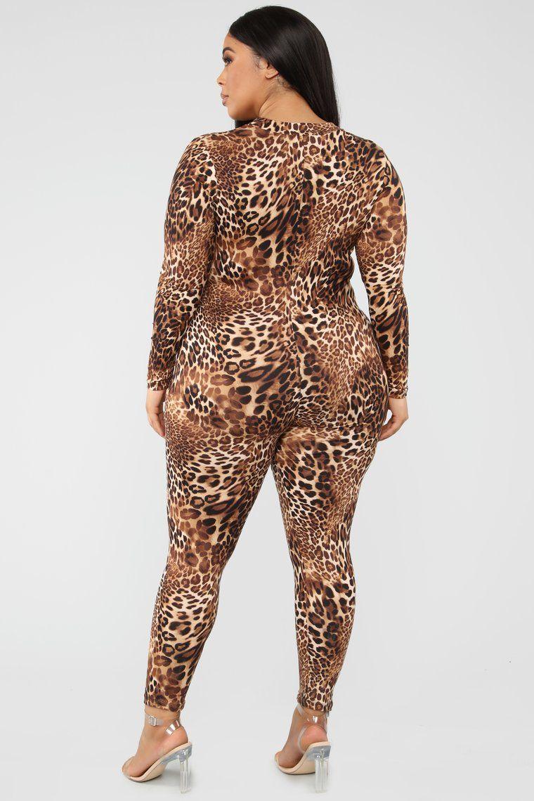 Wild Baby Leopard Jumpsuit Leopard Leopard jumpsuit