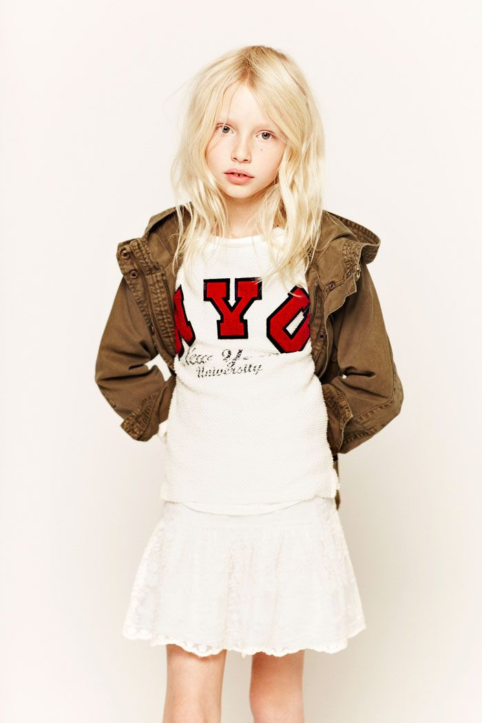 February - KIDS - LOOKBOOK - ZARA United States