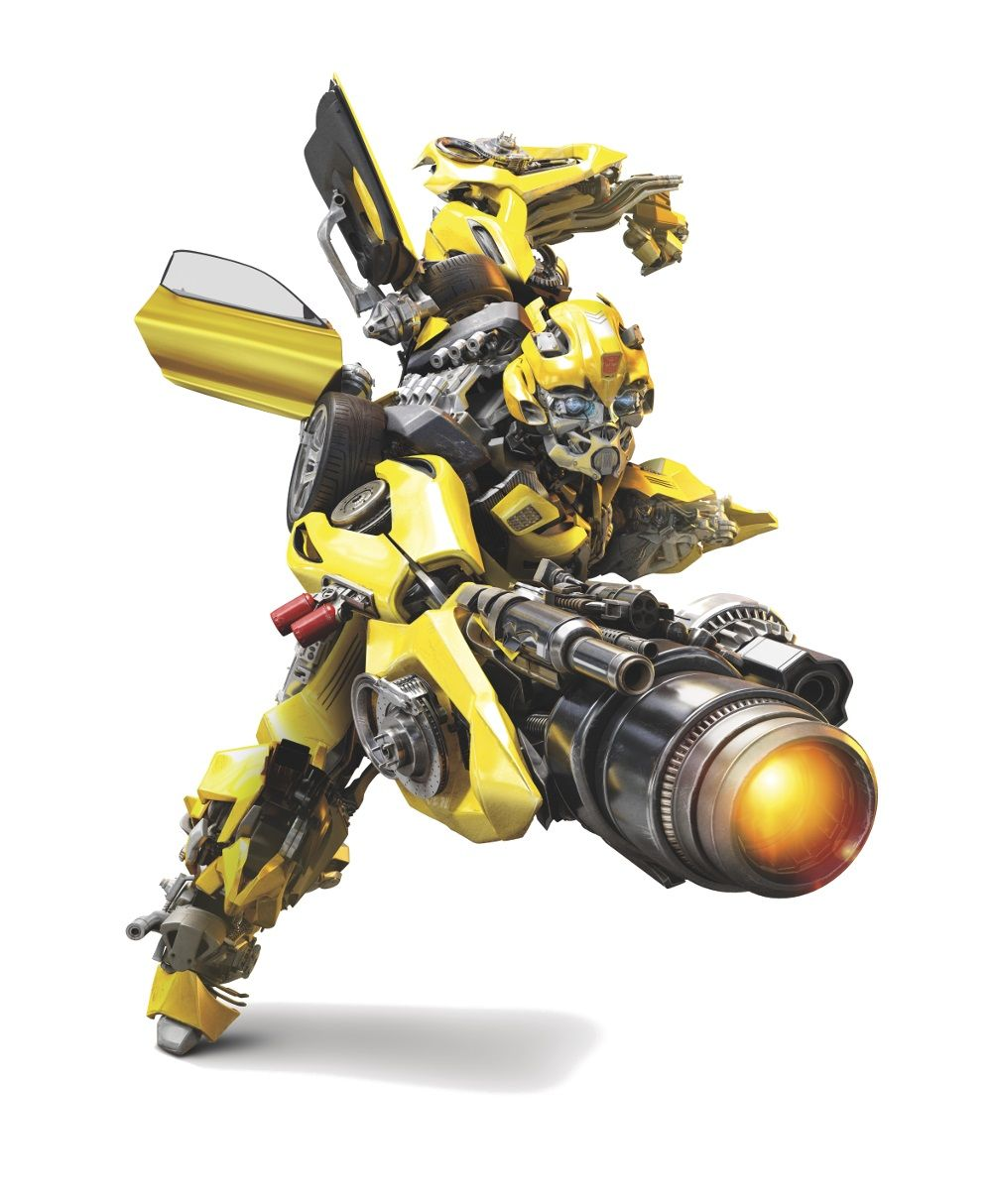 Transformers Bumblebee Movie Stinger Blaster Product