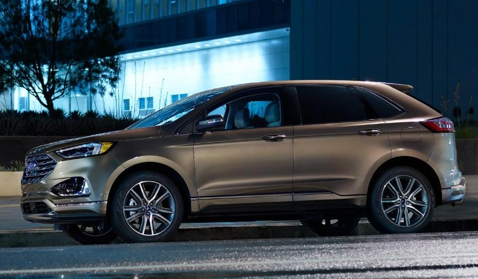 2020 Ford Edge ST Specs, Design, Interior & Engine Ford