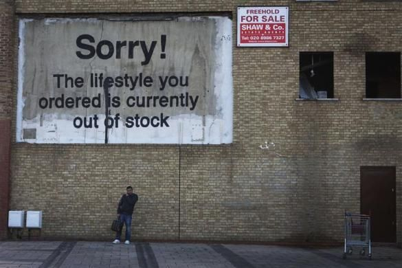 Sorry the lifestyle you ordered is currently out of stock | Anonymous ART of Revolution