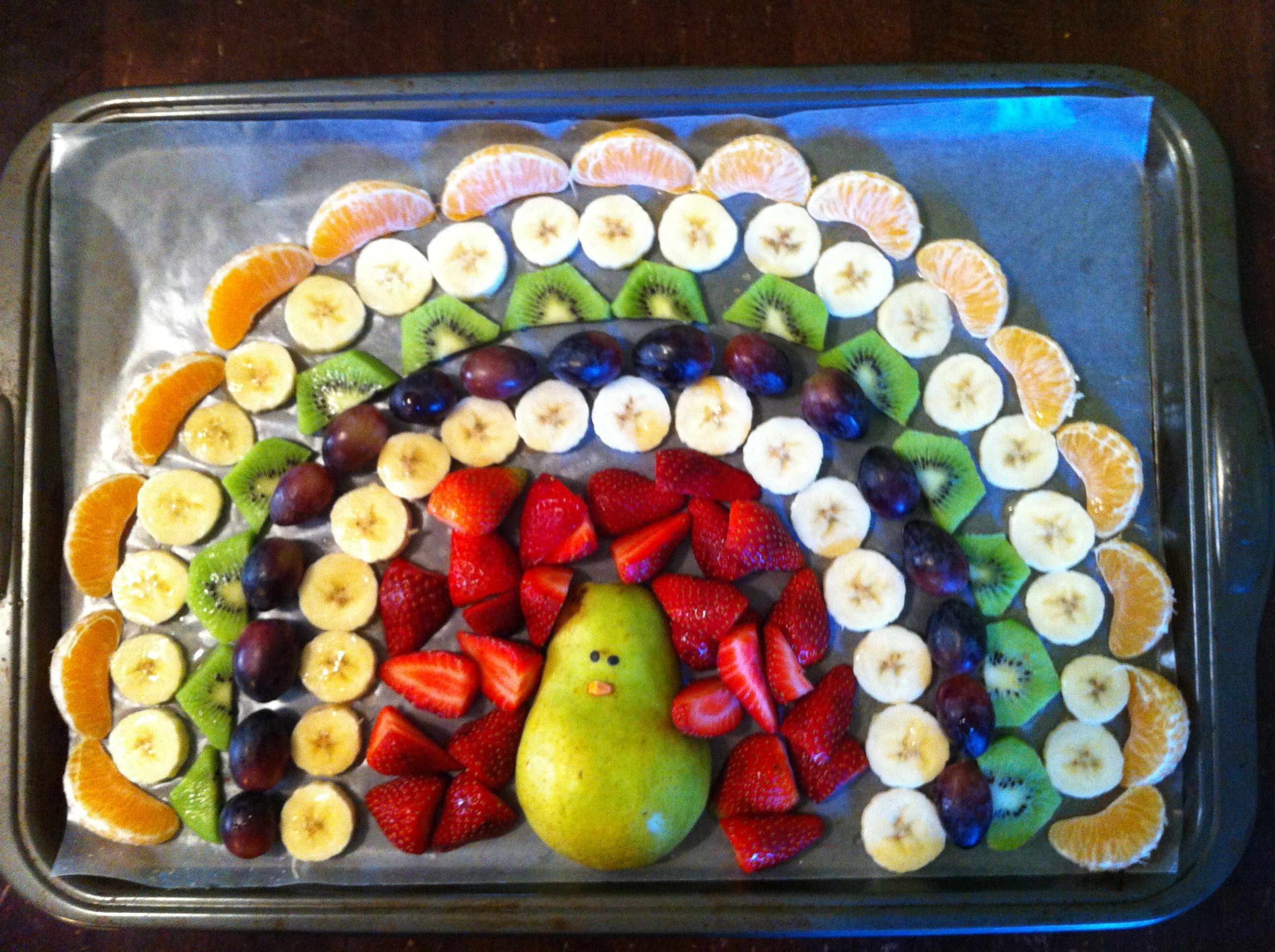 Turkey Day Preschool Style