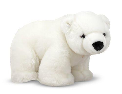 VENTURELLI Basic Plush Polar Bear