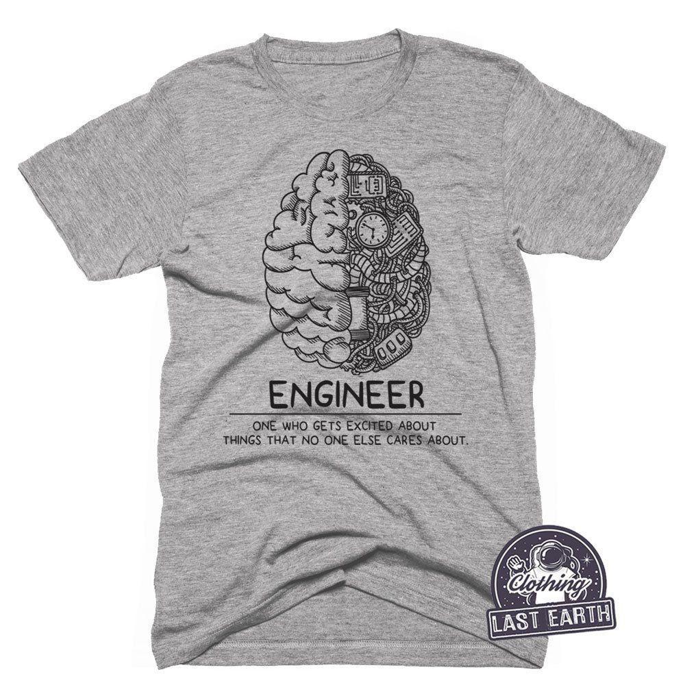 Engineer tech gift tshirt engineer shirt mens womens