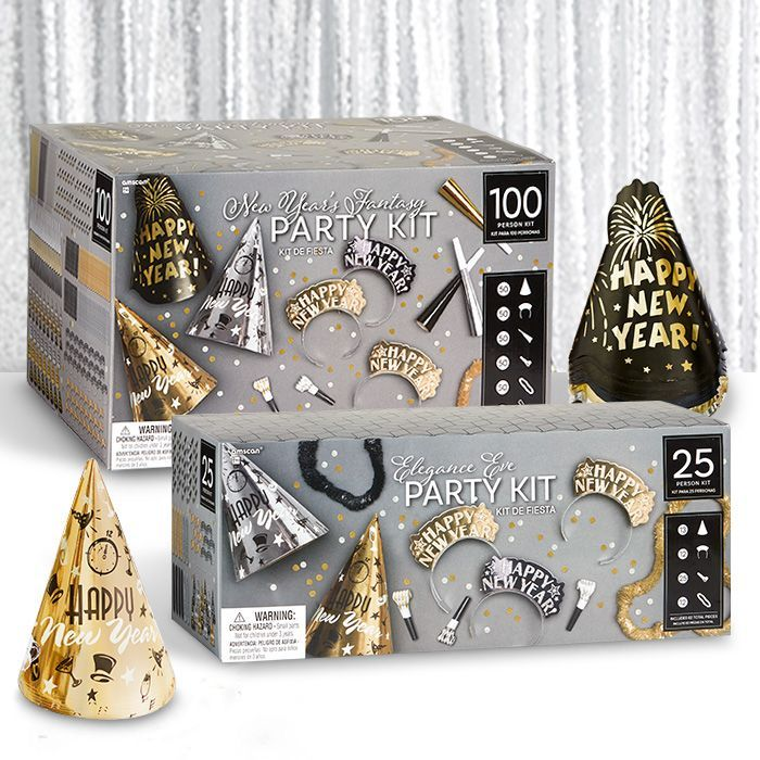 2020 New Year's Eve Decorations & Party Supplies Party