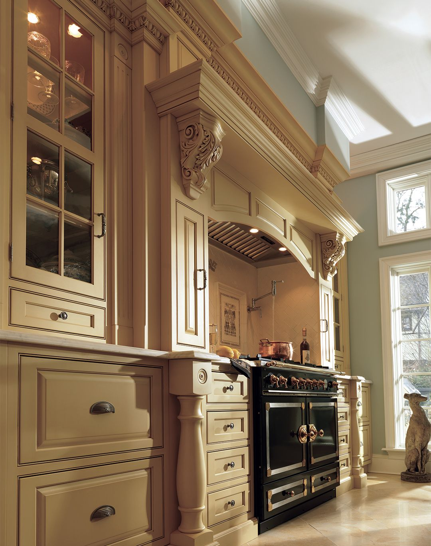 Molding Kitchen Cabinet Ideas Crown