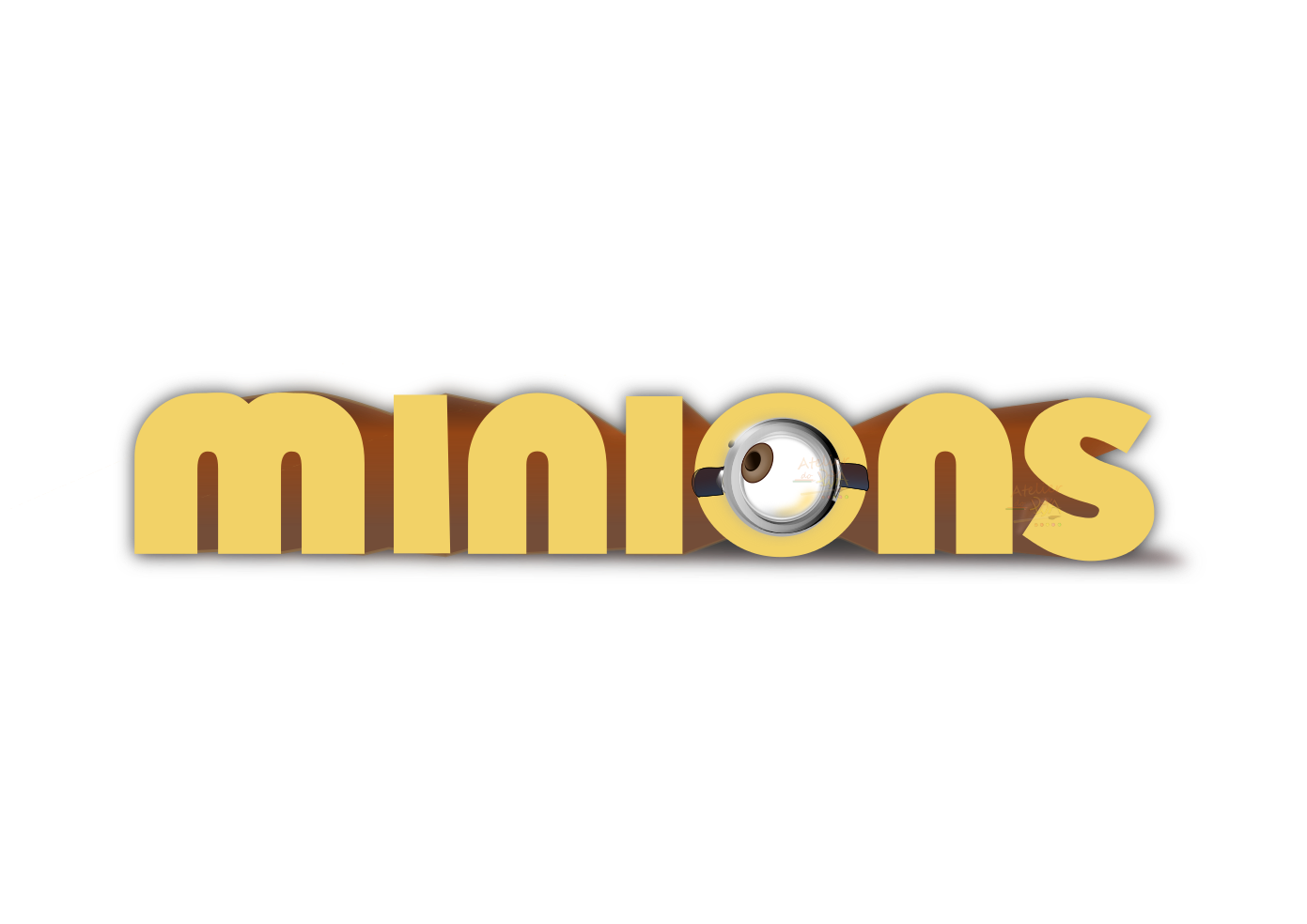 Logo Minions Svg O Those Pinterest