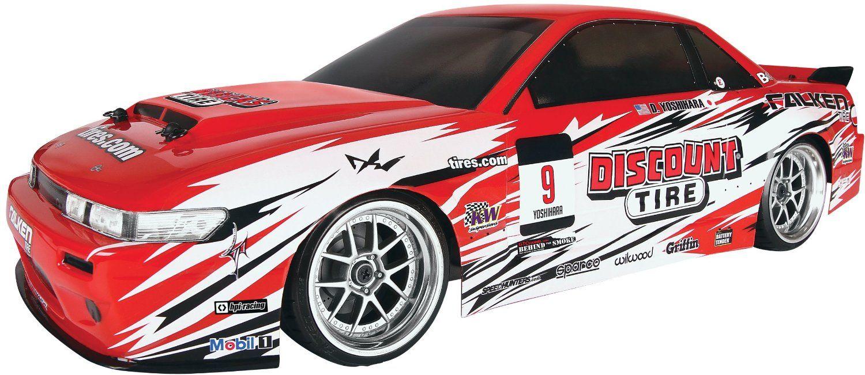 HPI Racing 109291 RTR E10 Drift Discount Tire Falken