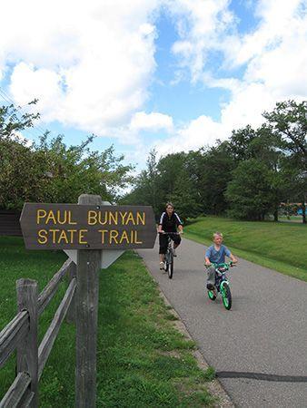 Brainerd Minnesota Bike Trails Bike Trails In Mn Top Bike