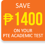 Looking for discount in PTE voucher? We are the leading