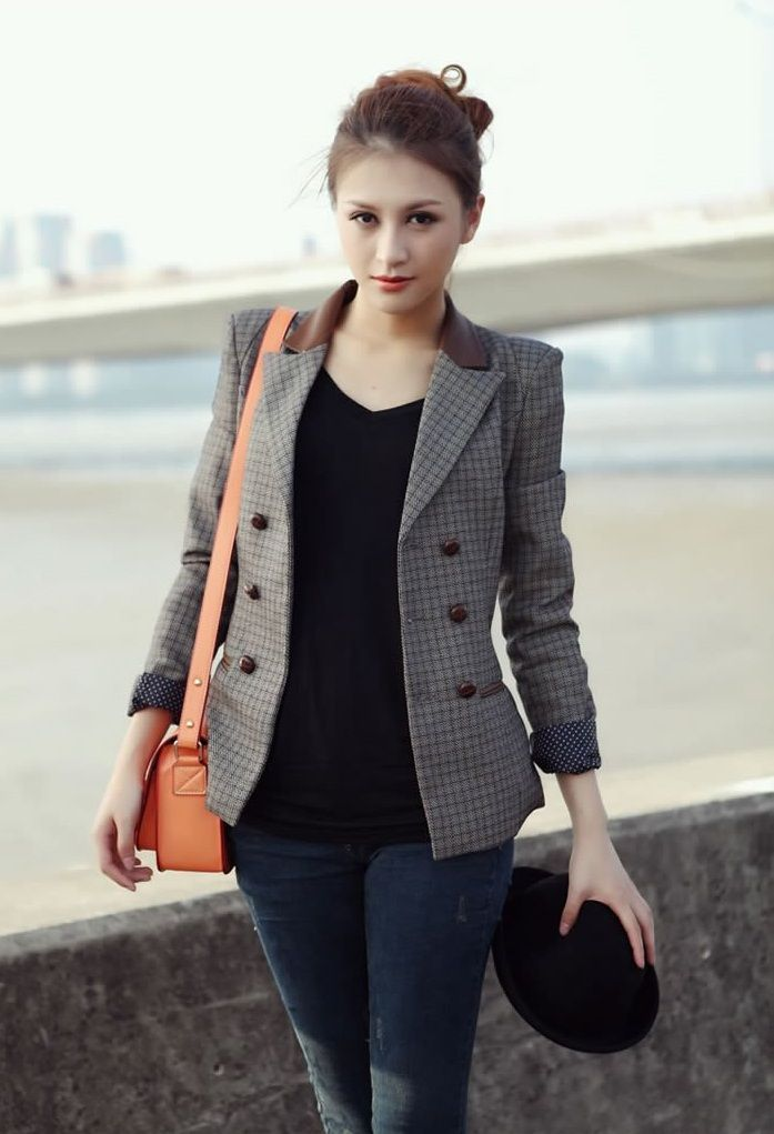 Women Blazer Style Trends 2014 blazers for women 2014 Clothes I ...
