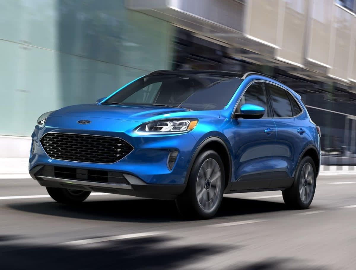 Ford's theme of excellence continues with the new 2020