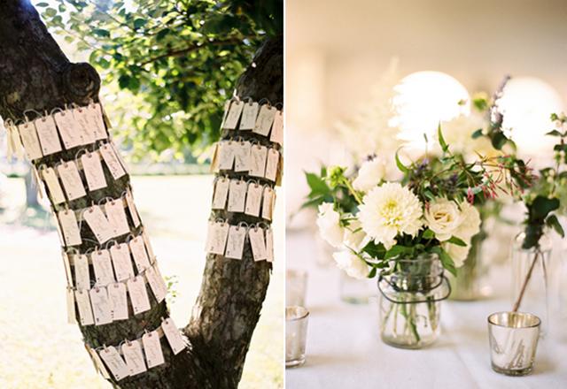 Flores blancas decor flowers home pinterest flores - Bodas sencillas pero bonitas ...