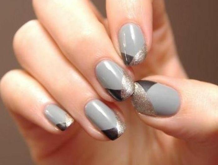 les tendances chez la d co ongles 62 variantes en photos ongles la deco et quelle couleur. Black Bedroom Furniture Sets. Home Design Ideas
