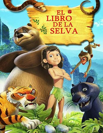 Cuento De El Libro De La Selva Jungle Book Jungle Book Movie Rudyard Kipling Books