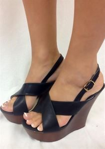 "Junky Trunk Boutique. ""X"" marks the Spot Wedges"