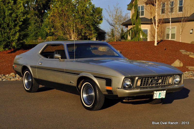 1973 Ford Mustang 302 V8