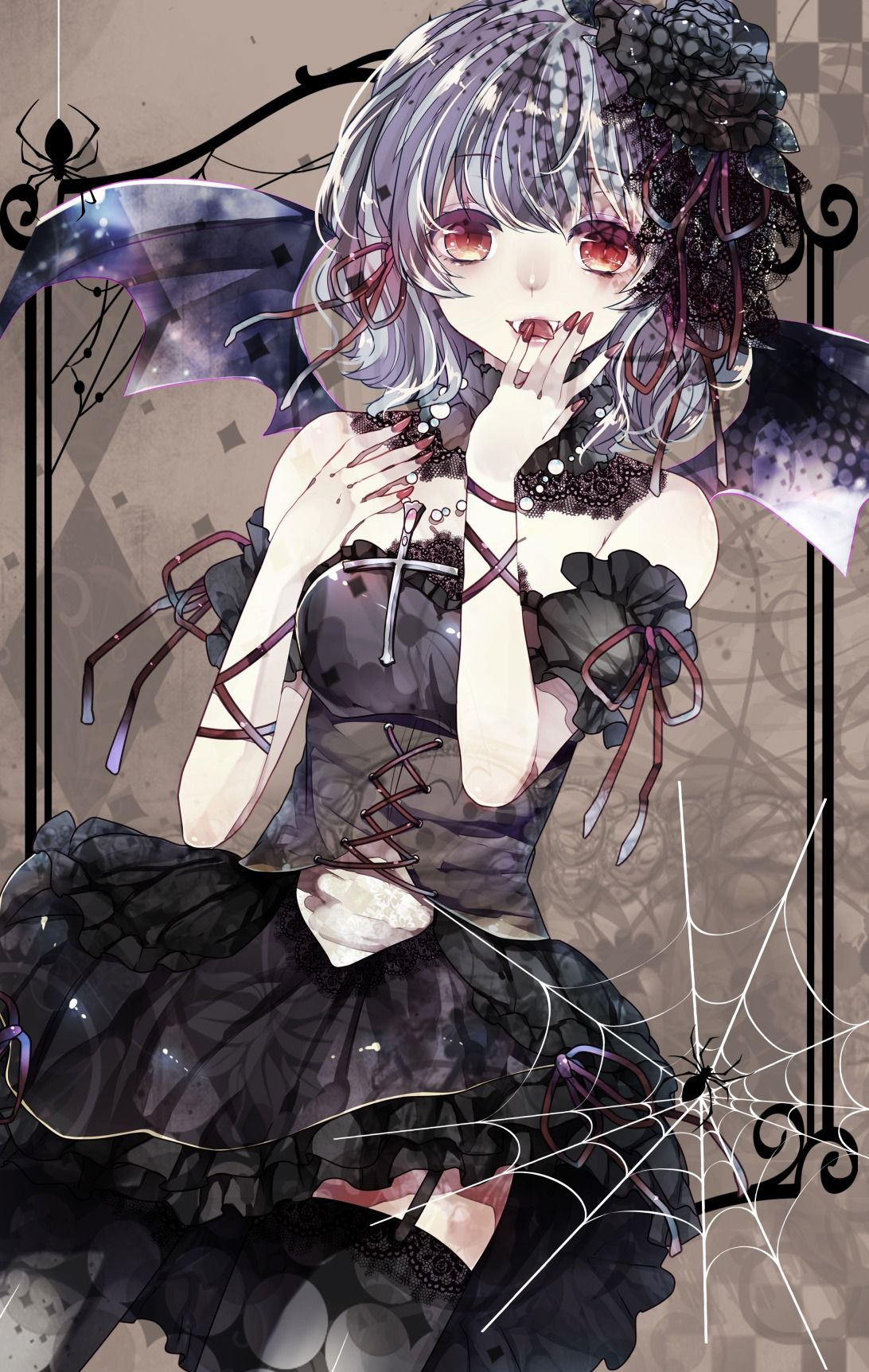 anime Anime, Gothic anime, Anime artwork