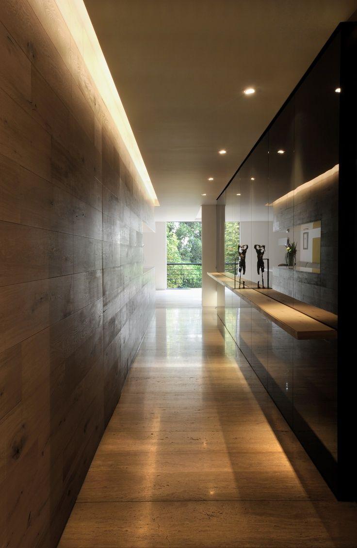 우드 대리석 간접 Future Home 인테리어 거실 조명 및 거실 디자인