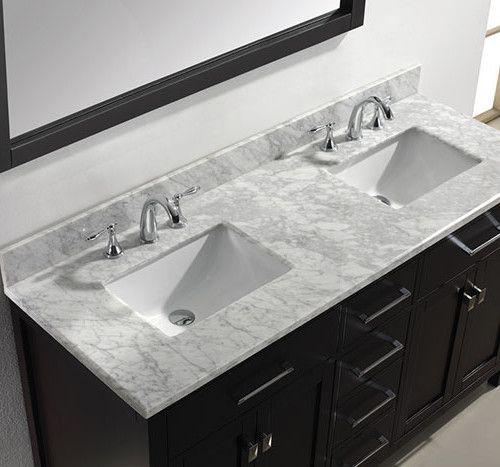 bathroom sinks undermount