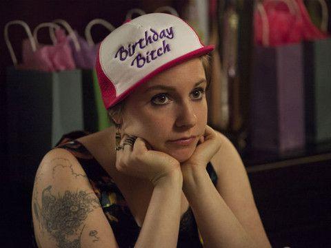 "Hannah Horvath | Girls | ""Birthday Bitch"""