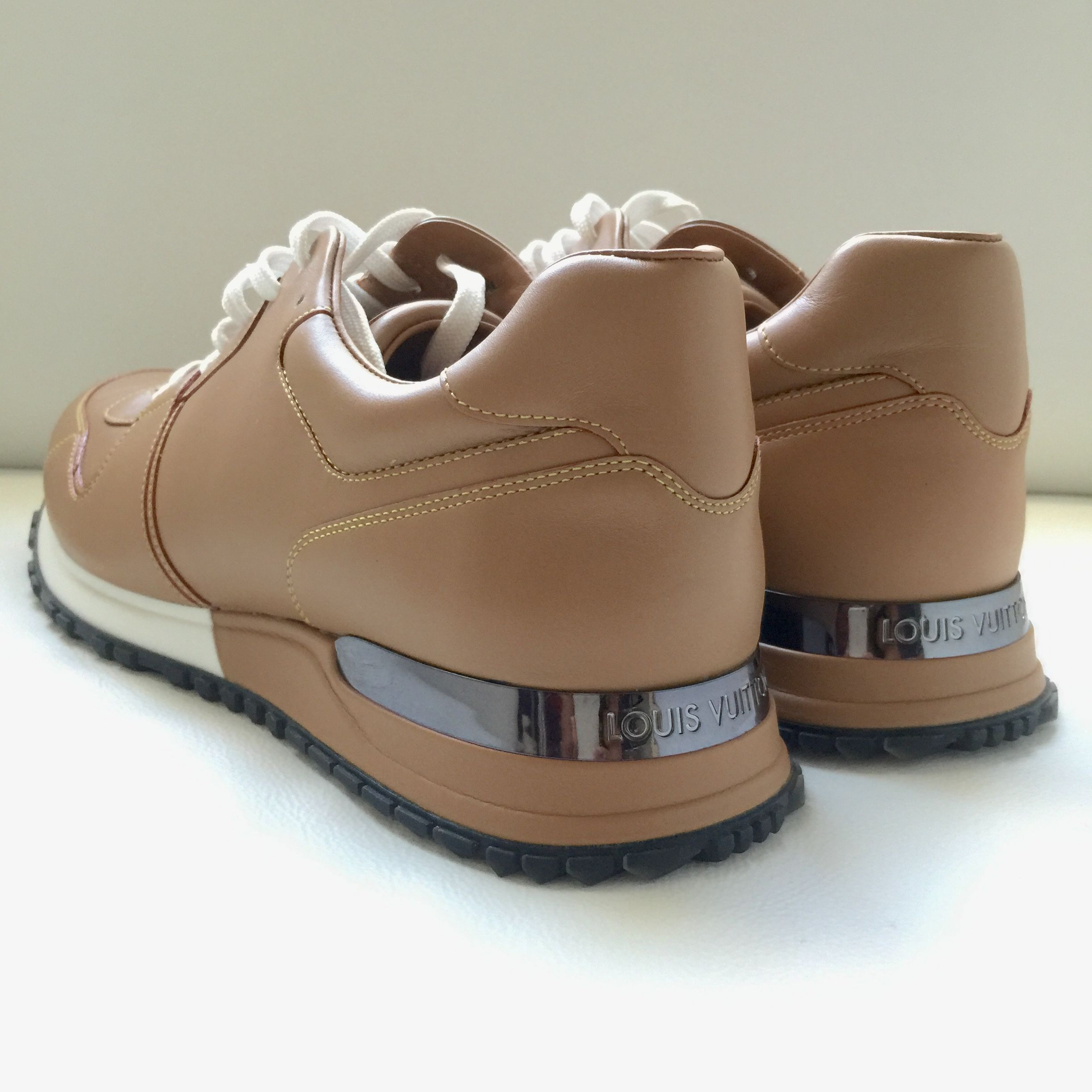 camel leather run away s mens sneakers louis vuitton fall