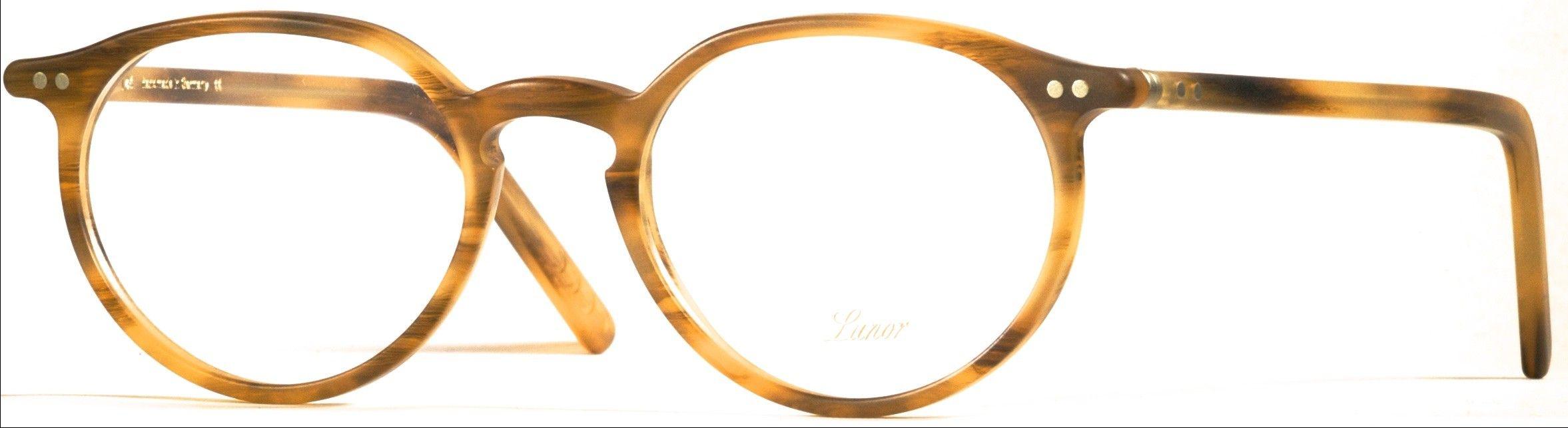 lunor a5 231 03m honey glasses