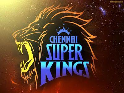 Chennai Super Kings Logo Cricket Chennai Super Kings Cricket