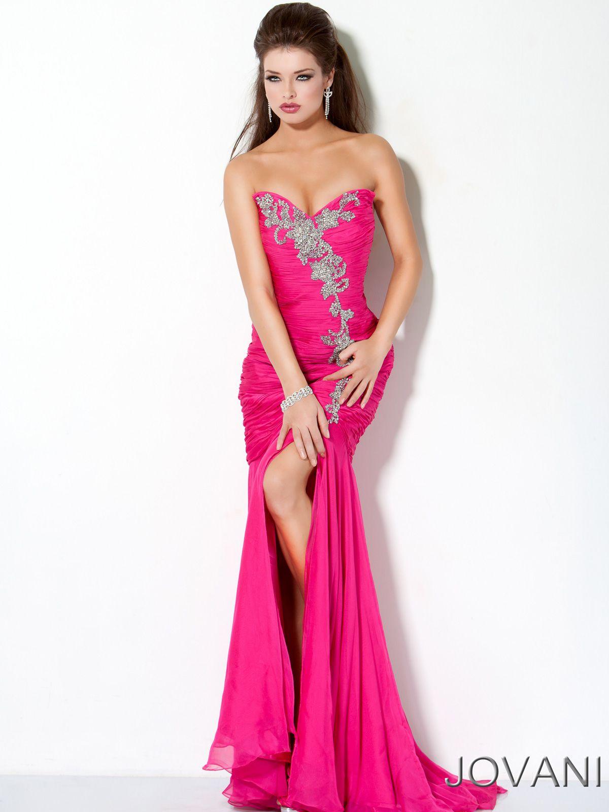 Encantador Jovani 2014 Vestidos De Fiesta Adorno - Colección de ...