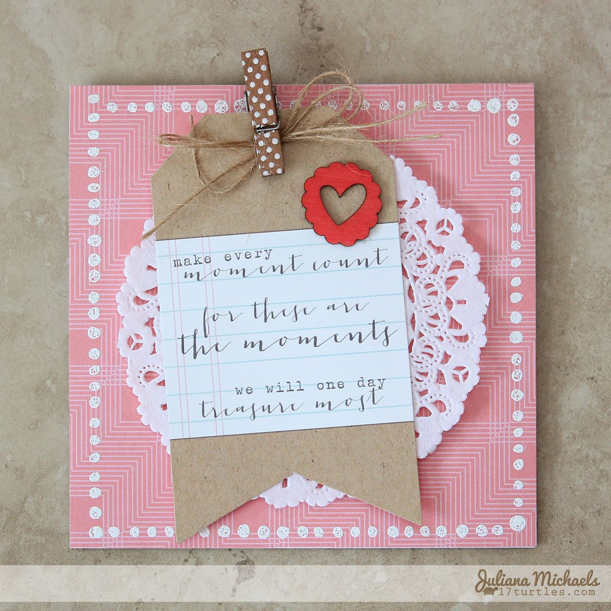 Make every moment count card by juliana michaels featuring make every moment count card by juliana michaels featuring ellesstudiopins susanmcshirley m4hsunfo