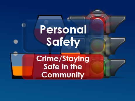 Pin on Personal Safety