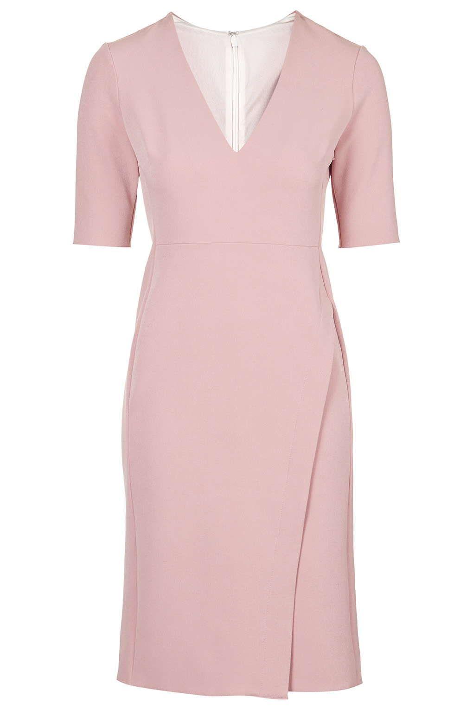 Wrap Midi Dress | Pinterest | Vestiditos