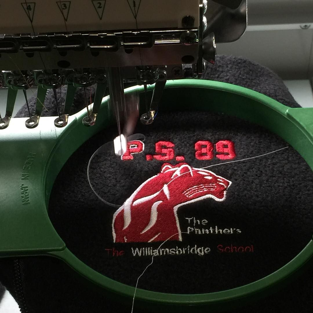 Same Day Custom Embroidery Service In New York Same Day Embroidery