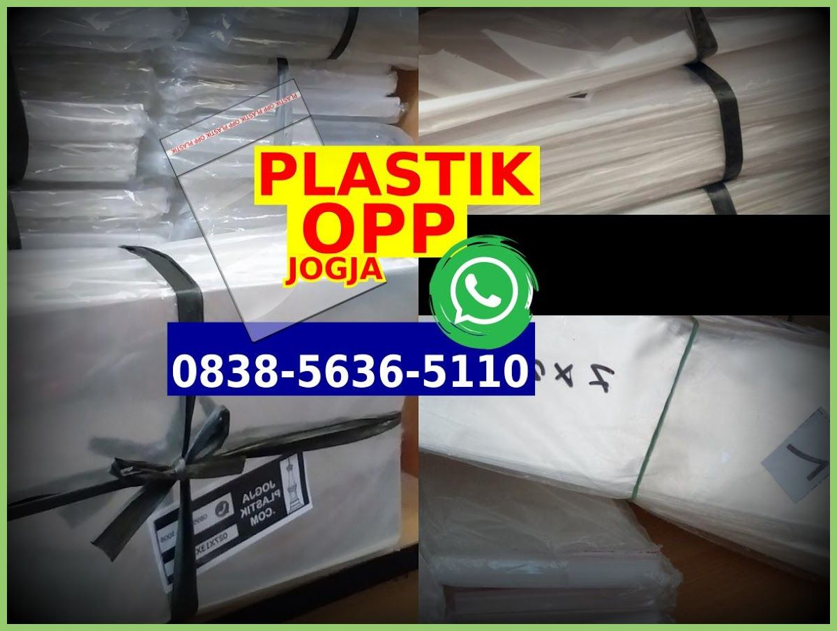 Pabrik Plastik Opp Di Tangerang Kemasan Plastik Mika Souvenir