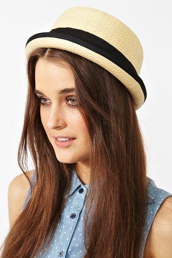 Hampton Straw Hat