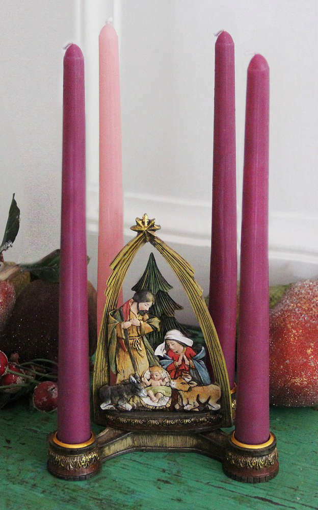 The Advent Wreath Tradition & Meaning Advent wreath