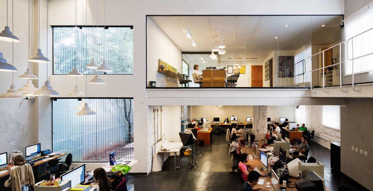 Casa Rex's São Paulo Design Offices
