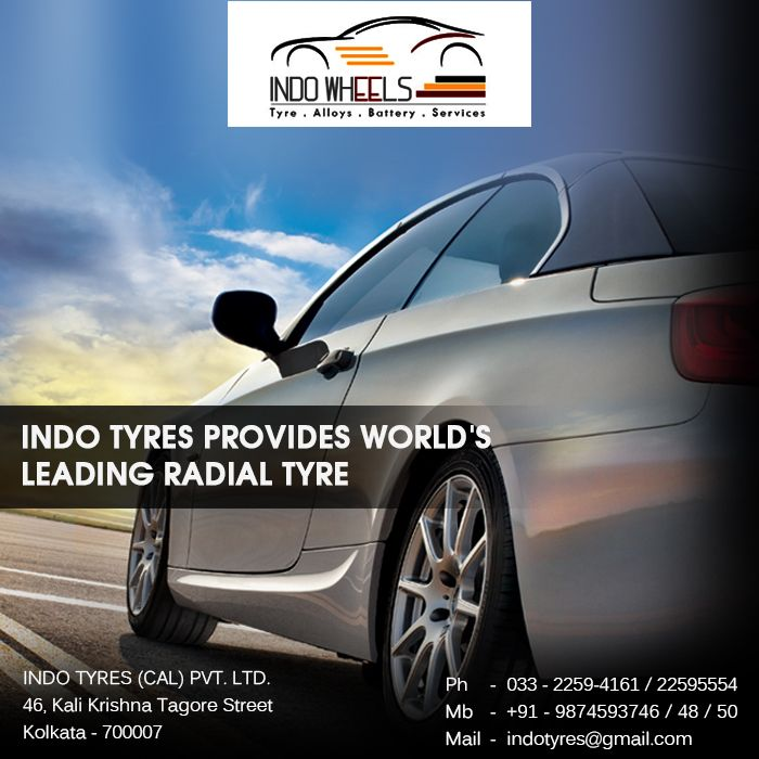 INDO TYRES PROVIDES WORLD'S LEADING RADIAL TYRE