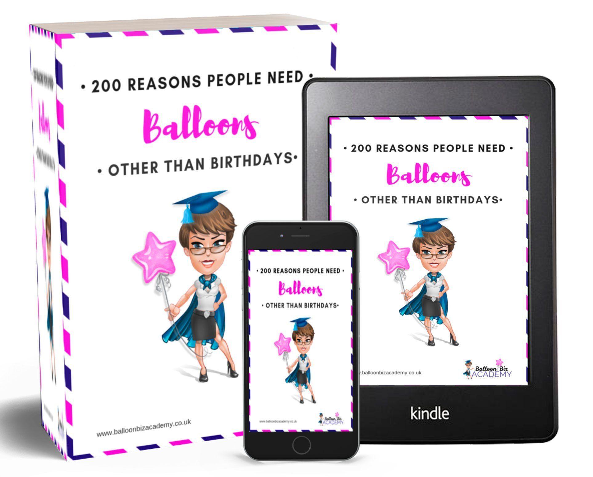 Free Stuff Balloon Biz Academy (With images) Resource