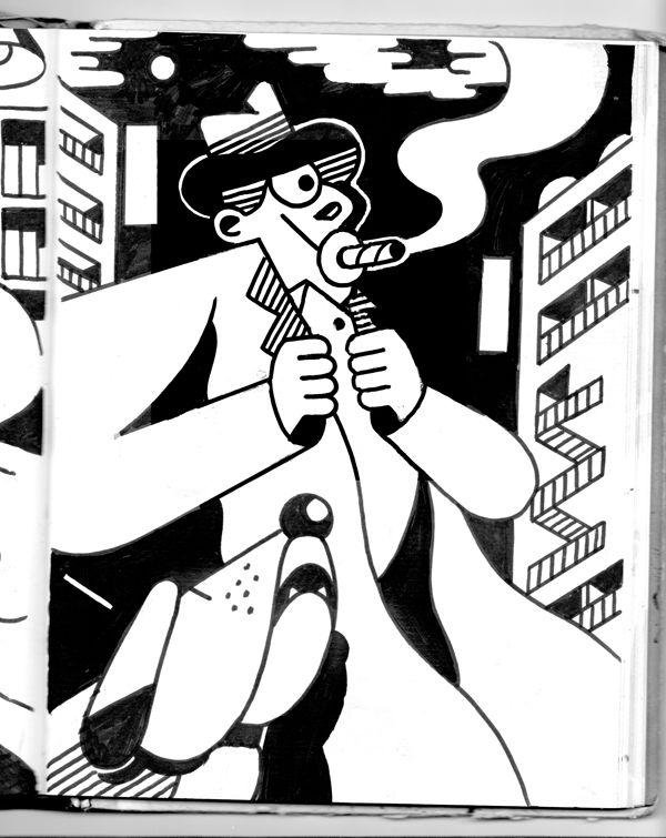 Emmanuel Espinasse | Illustrations et bandes dessinées