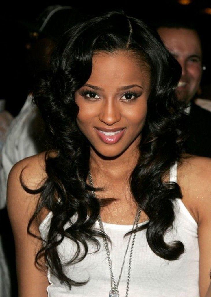 Black Girl Hairstyles Long Hair Medium