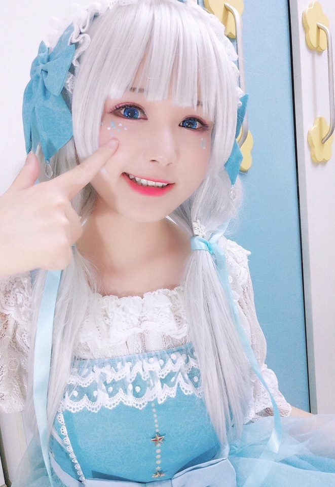 Aliga(梨嘉) Cosplay Anime, Lolita Cosplay, Kawaii Cosplay, Asian Cosplay
